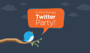1E Twitter Party