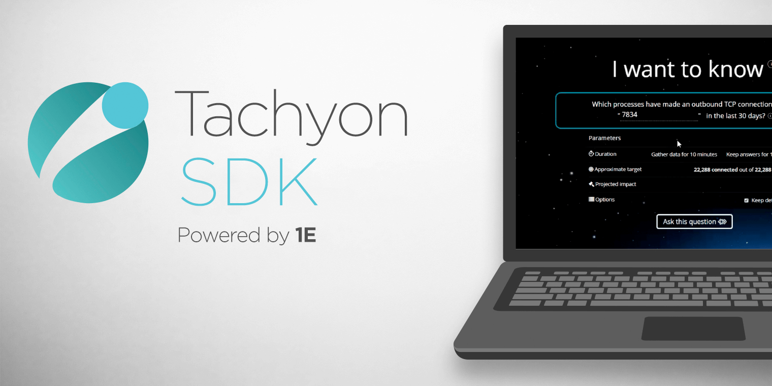 Why every Tachyon user should use the SDK