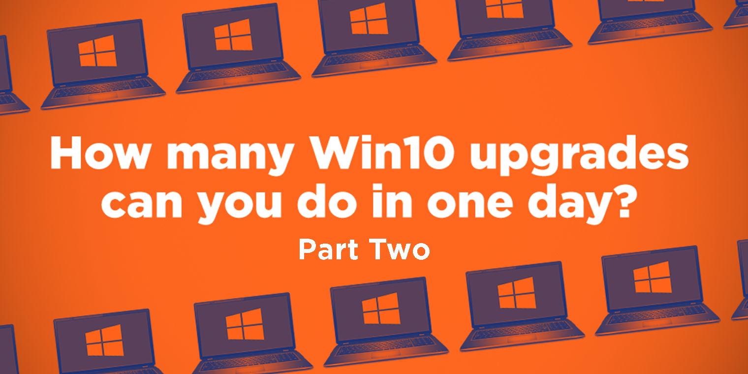 How many OS migrations should (can) I do in a day? Part 2